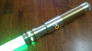 getlinkyoutube.com-Ultrasabers Apprentice V4 LE with Obsidian V4 Sound