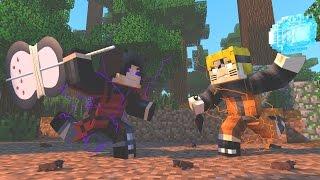 getlinkyoutube.com-Minecraft Mod: ESCADONA - TODOS JUTSOS DO NARUTO ‹ AM3NIC ›