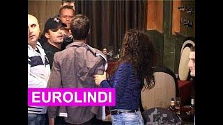 getlinkyoutube.com-G5   Kamera e fshehur Sinan Hoxha dhe Seldi (Gezuar 2013 - Eurolindi & ETC)