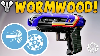 getlinkyoutube.com-Destiny: THESE THINGS ARE CRAZY! God Roll Wormwood Sidearm Review - Patch 2.5.0.2