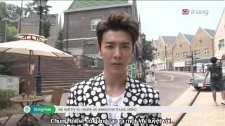[JHH][Vietsub] Pop In Seoul   Super Junior Magic Making MV