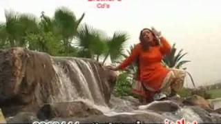 YouTube   Pashto Song  Mubarek de sha   Nadia Gul Dance 2010 DAT width=
