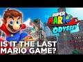 Is SUPER MARIO ODYSSEY The Last Mario Game? - SEO Play Season 3, Episode 5