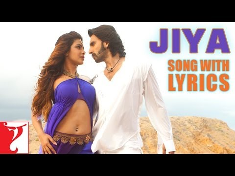 Lyrical: Jiya Song with Lyrics | Gunday | Ranveer Singh | Priyanka Chopra | Irshad Kamil