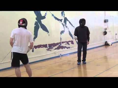 2015 Coaches Clinic   Foil Option Lesson Demo