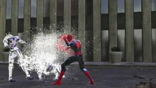 getlinkyoutube.com-Spider-Man: Web of Shadows -  Launch Trailer
