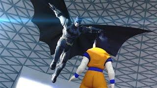 getlinkyoutube.com-Batman VS Goku EPIC BATTLE!