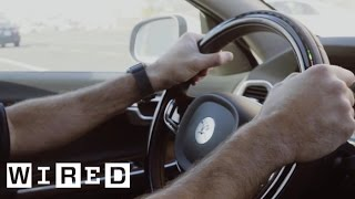 Auto Designers Remake the Steering Wheel for Self-Driving Cars | WIRED