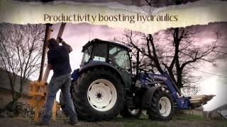 getlinkyoutube.com-New Holland T4 tractor series