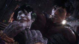 getlinkyoutube.com-Batman: Arkham Knight -  Jason Todd Kills Joker