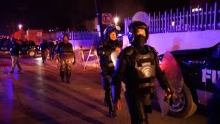 Officials: Dozens dead in Mexico prison riot
