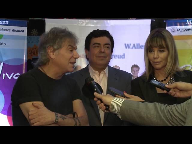 Con Beto Casella