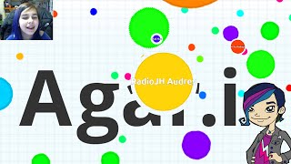 getlinkyoutube.com-Agar.io EP1 | RadioJH Games & Gamer Chad | Party