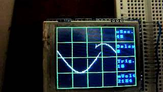 getlinkyoutube.com-Arduino 5 Million samples per second Oscilloscope