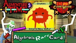 Card Wars: Adventure Time Gold Immortal Maize Walker! Episode 32 Gameplay Walkthrough Android iOS