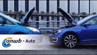 getlinkyoutube.com-Dubbeltest Ford C-Max Plug-in Hybrid vs. Volkswagen Golf GTE autotest - ANWB Auto