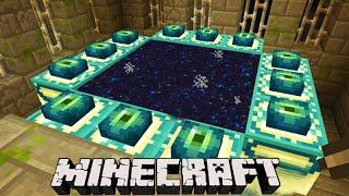 getlinkyoutube.com-Minecraft: PORTAL DO FIM FUNCIONANDO! - Sobrevivendo com Lipão #92