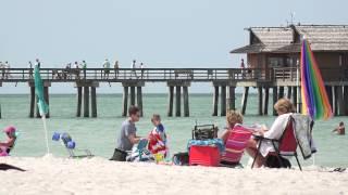 getlinkyoutube.com-SONY 4K FDR-AX100 Ultra HD Camcorder - Naples Beach Florida