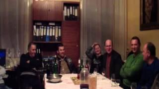Debata vinárov po posvätení vína