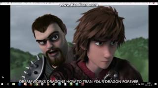 Dragons Race to the Edge! ~ Shell Shocked Part Two