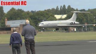 getlinkyoutube.com-ONBOARD VIDEO: GIANT SCALE RC VICKERS VC10