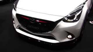 getlinkyoutube.com-Mazda2 / Demio Racing Concept | Mazdas247