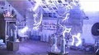 getlinkyoutube.com-Super Arcos Elétricos - Super Electric Arc. (As Melhores Reais)