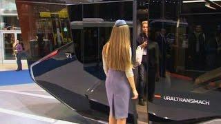 getlinkyoutube.com-Трамваи будущего представили на выставке в Москве (новости) http://9kommentariev.ru/