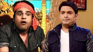 getlinkyoutube.com-Krishna's SHOCKING Insult To Kapil Sharma's Comedy Nights