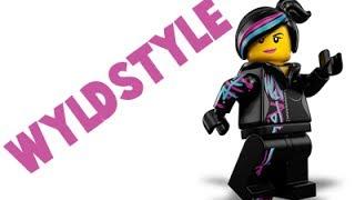 getlinkyoutube.com-How to Draw Wyldstyle From the Lego Movie