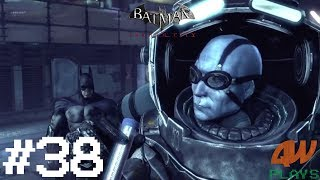 Batman: Arkham City Let's Play | Part 38 | Mr. Freeze Battle