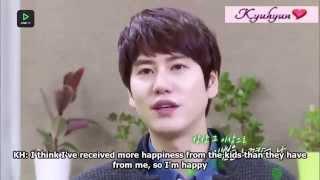 getlinkyoutube.com-Kyuhyun vs Eunhyuk! (Eng/Esp)