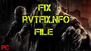 getlinkyoutube.com-How To Fix Dying Light RVTfix.nfo Error [Voice Tutorial]