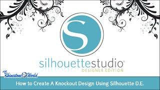 getlinkyoutube.com-Webinar: How to Create A Knockout Design Using Silhouette Designer Edition (5/15/15)