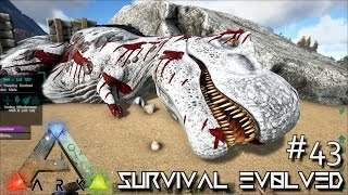 getlinkyoutube.com-ARK: Survival Evolved - Lvl 120 TREX PERFECT TAME !!! [Ep 44] (Server Gameplay)