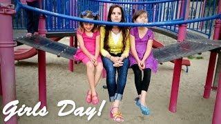 getlinkyoutube.com-Fun Girls' Day at the Park!