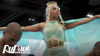 Shangela: Mother of DragCons, the Unclockable | RuPaul's DragCon LA 2018