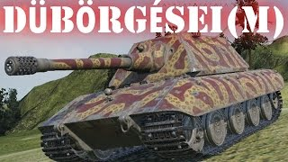 getlinkyoutube.com-World of Tanks gameplay (HUN) - Dübörgései(m) #45