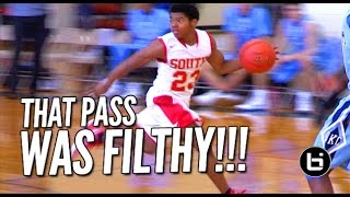 "getlinkyoutube.com-5'6"" Bryce Cook With The Dirty Spinning Behind The Back Pass! Top Plays"