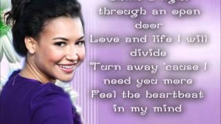 getlinkyoutube.com-♡ We Found Love - Glee w/Lyrics ♡