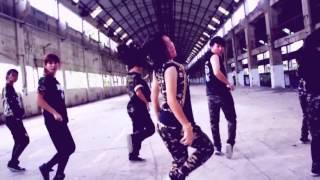 getlinkyoutube.com-BTS(방탄소년단) _ No More Dream(노 모어 드림) Dance Cover by DAZZLING from Taiwan
