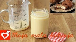 Recept za kondenzovano mlijeko