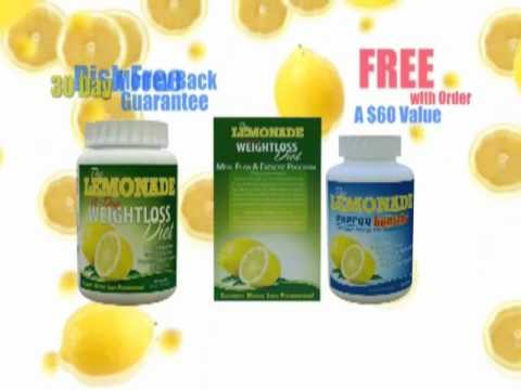 Lemonade Weight Loss Diet