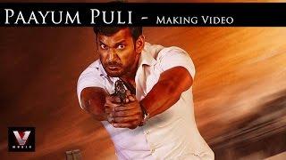 getlinkyoutube.com-Paayum Puli - Making Video | Vishal,Kajal Aggarwal | D Imman | Suseenthiran