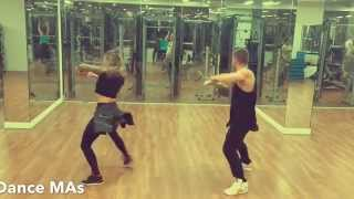 getlinkyoutube.com-La Gozadera - Gente de Zona - Marlon Alves DanceMAs