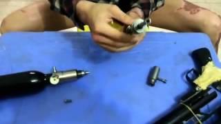getlinkyoutube.com-PCP gun assembly homemade condor