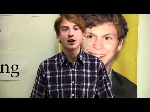 The Michael Cera School of Acting