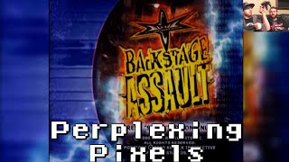 getlinkyoutube.com-Perplexing Pixels: WCW Backstage Assault (N64) (review/commentary) Ep136