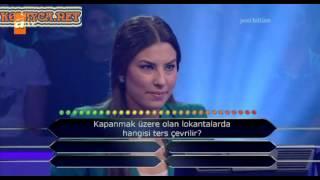 Kim Milyoner Olmak Ister 217. bölüm Gizem Yıldız 11.05.2013