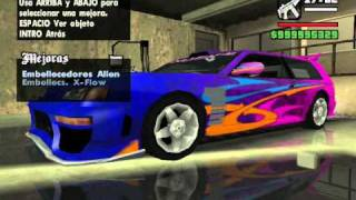 getlinkyoutube.com-Como Modificar Autos En Gta San Andreas (Sin Mod)